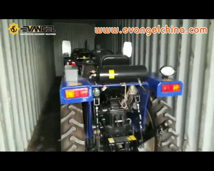 chinese top brand Foton M604 tractor on sale