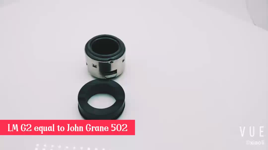 john crane type 502 mechanical seal for water pump