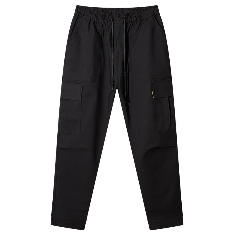 机能潮牌春秋男士韩版潮流工装裤质量如何?