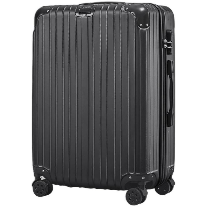 旅行箱行李箱小型铝框20拉杆箱万向轮24女男学生26密码皮箱子28寸