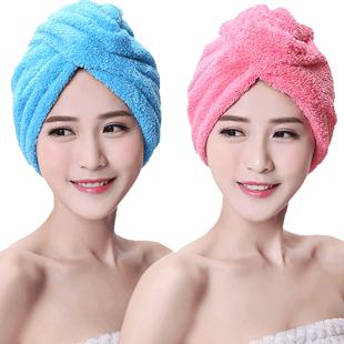 番升韩国干发帽超强吸水速干毛巾