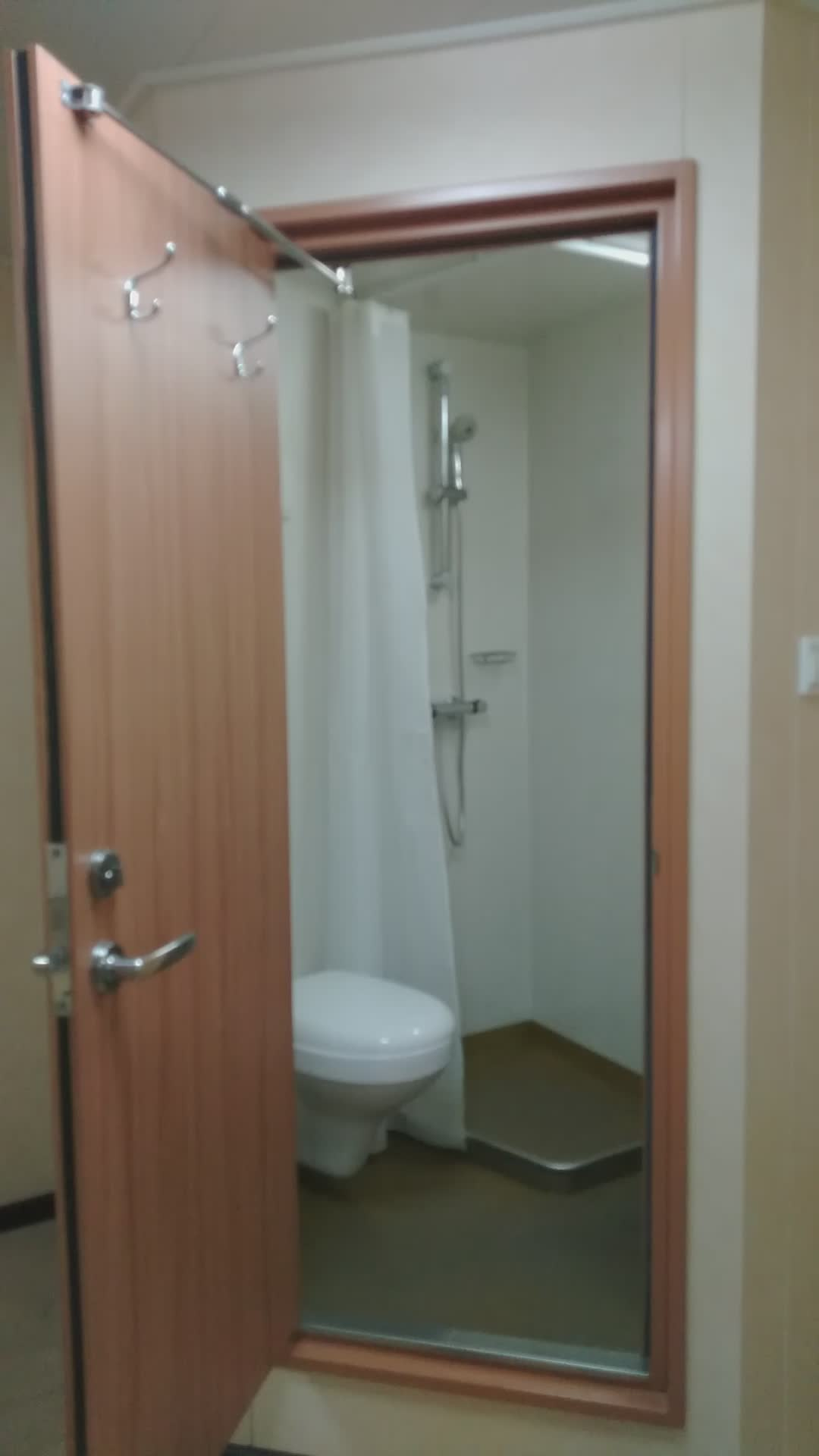 offshore Complete Modular Wet Unit Prefabricated Wet unit bathroom modules for ship interior