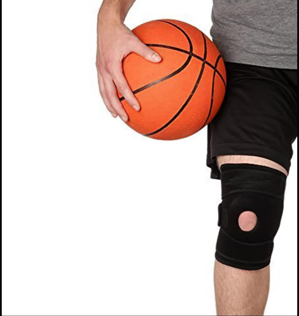 Wholesale athletics sports compression hinged knee brace support
