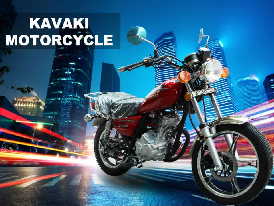 KAVAKI Cheaper GN125 150 motorcycle manufacturers company in china