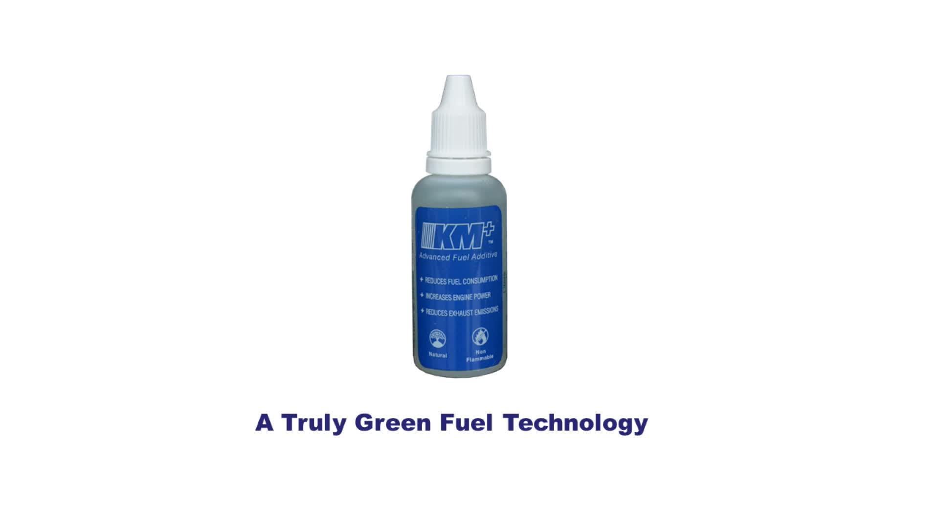 KM + Bio Combustível para reduzir o consumo de combustível em Carros