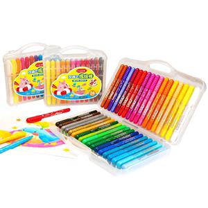 可更换掌握12水溶性儿童油画棒笔芯