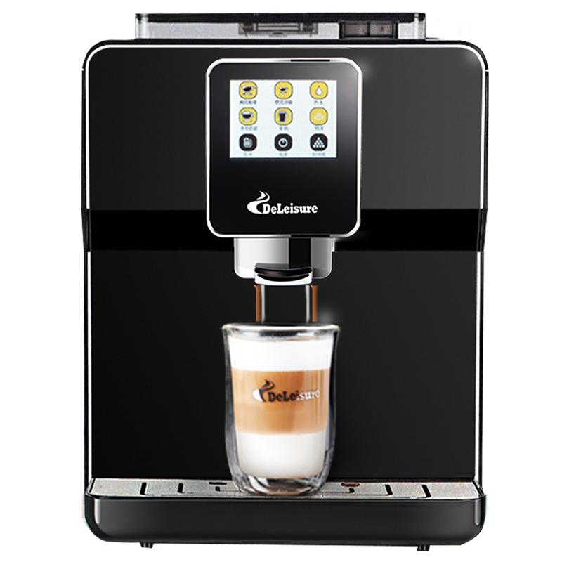 德颐de-320触屏一键花式家用咖啡机怎么样