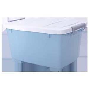 塑料特大号清仓加厚衣服家用收纳盒