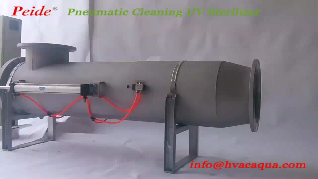 Uv sterilizer water treatment system for swimming pool buy swimming pool uv sterilizer uv for Swimming pool treatment options