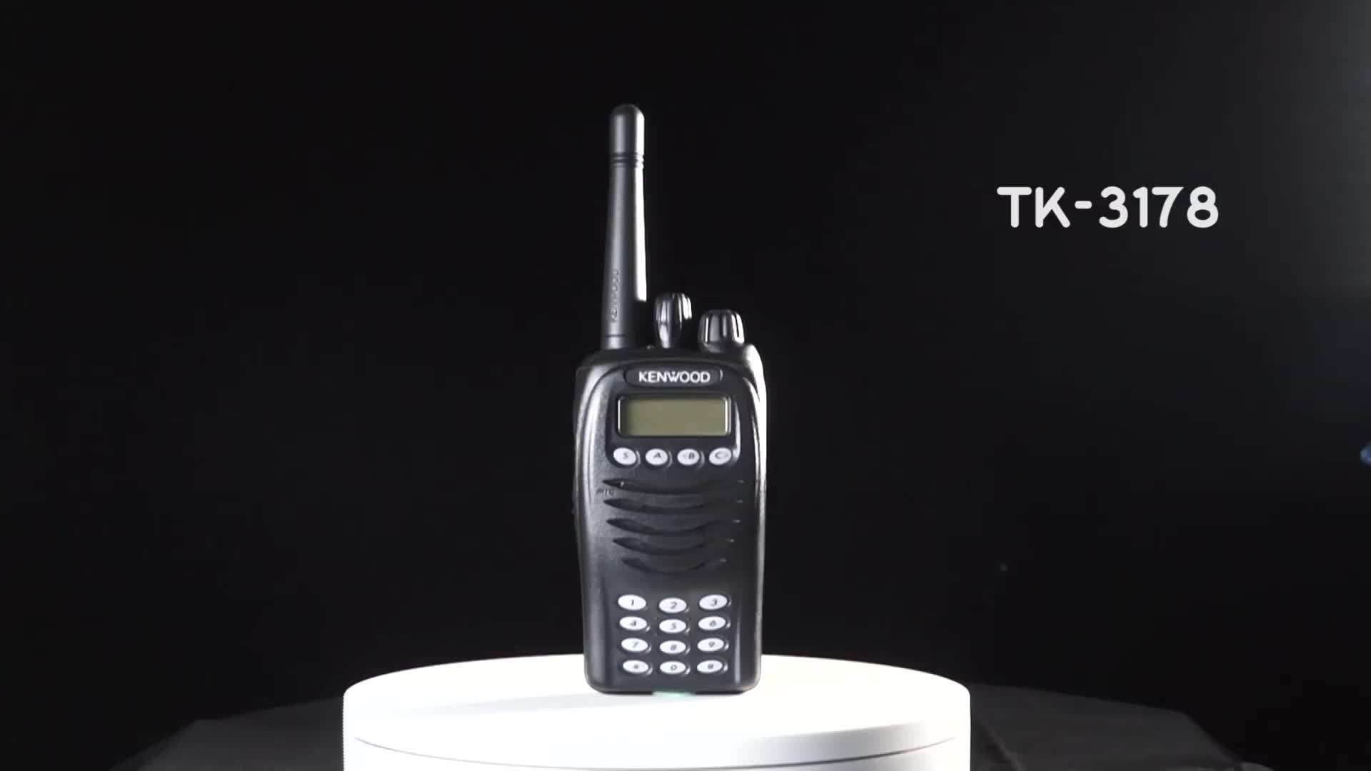Professional UHF walkie talkie  KENWOOD TK-3178 fm transceiver with long distance