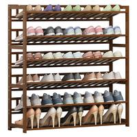 简易多层鞋架家用经济型省空间宿舍鞋柜门口小鞋架子简约现代收纳