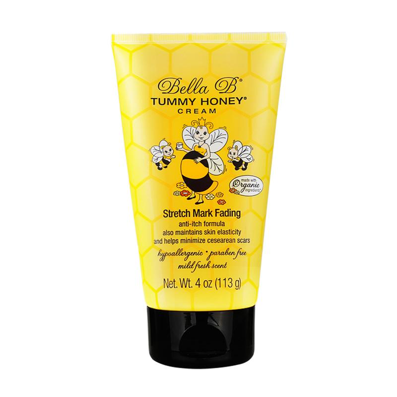 小蜜蜂孕妇专用除妊娠纹神器橄榄油产后紧致预防修复霜辰掉肥胖纹
