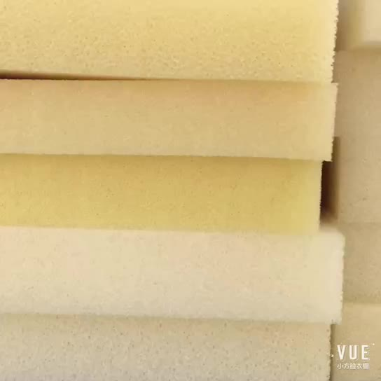 quick dry breathable open cell polyurethane mattress foam