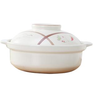 煲仔饭炖锅耐高温陶瓷明火煲汤锅好不好