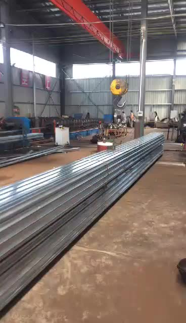 Galvanized Z Purlin Z Beams Z Steel Channel For Building