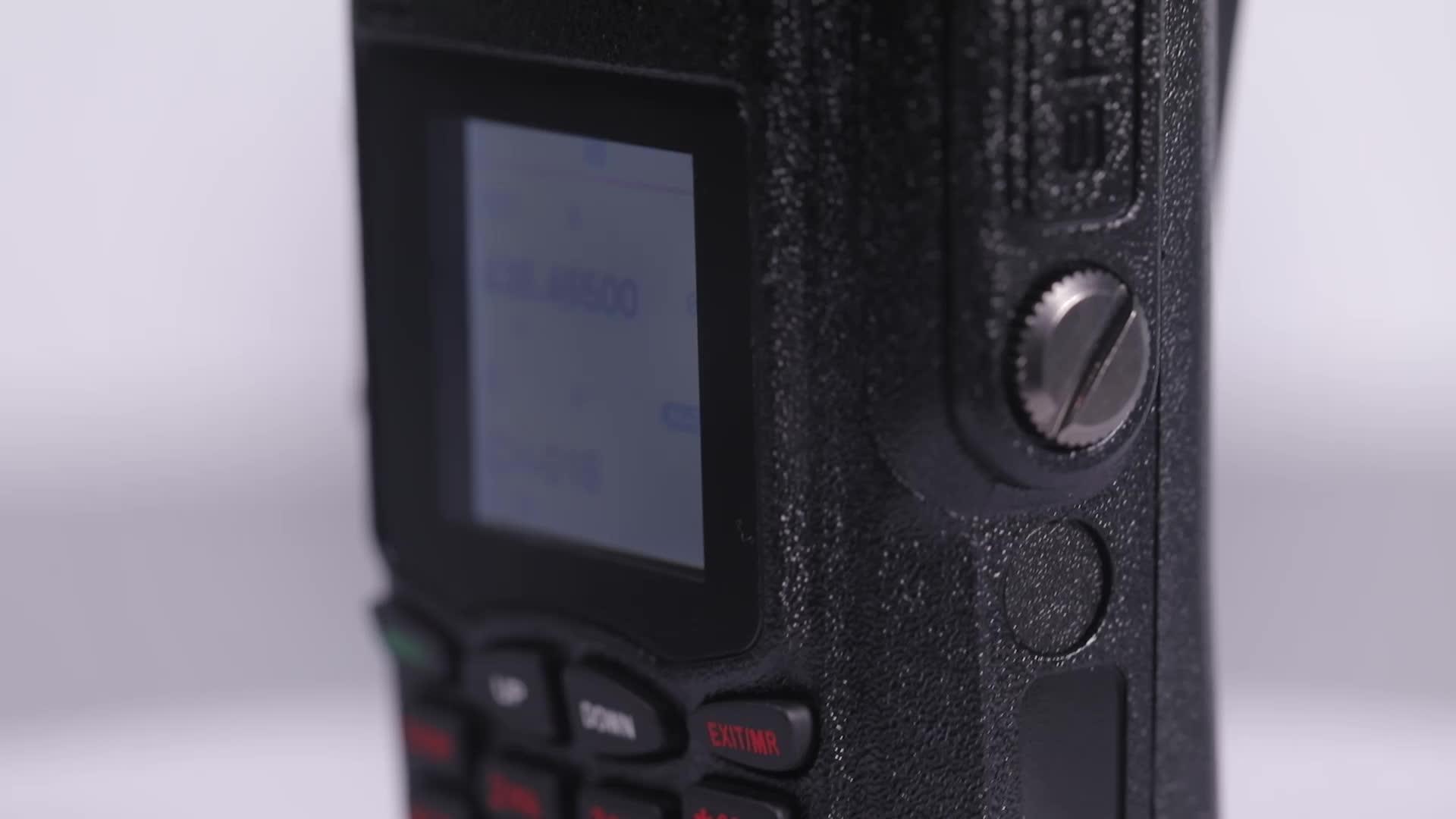 ZST-A19 10w two way walkie talkie long range 999ch handy radio uhf vhf