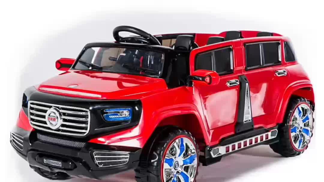 WDSX1528 2015 Mais Recente Bateria de Carro de Brinquedo Para As Crianças, Crianças Carro Elétrico de 4 Lugares, Com 4 Portas Abertas