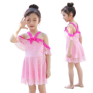 女孩中大童连体裙式可爱韩国公主