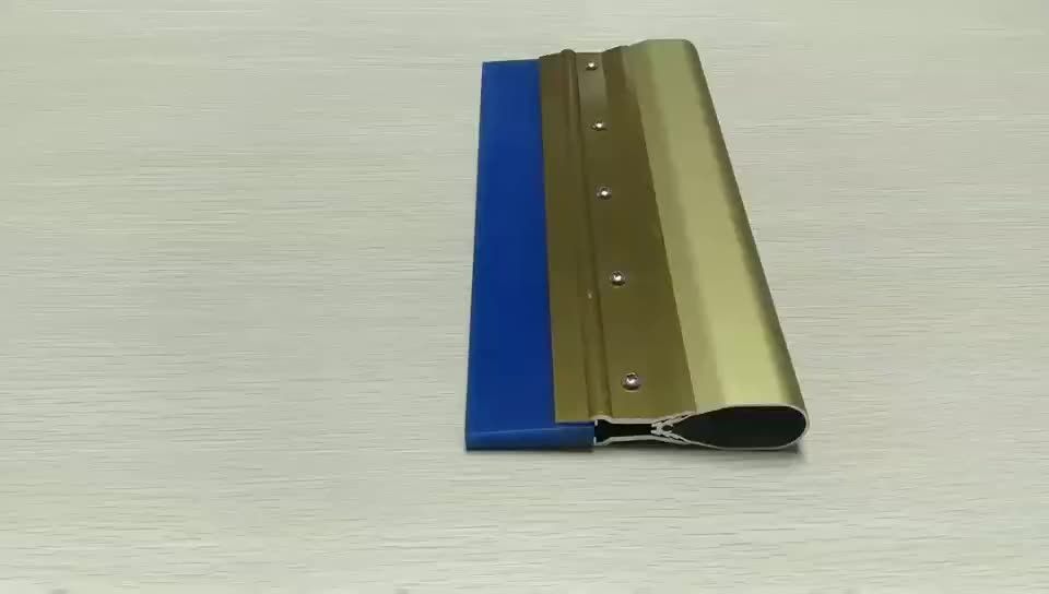 high ergo force screen printing squeegee aluminum handle