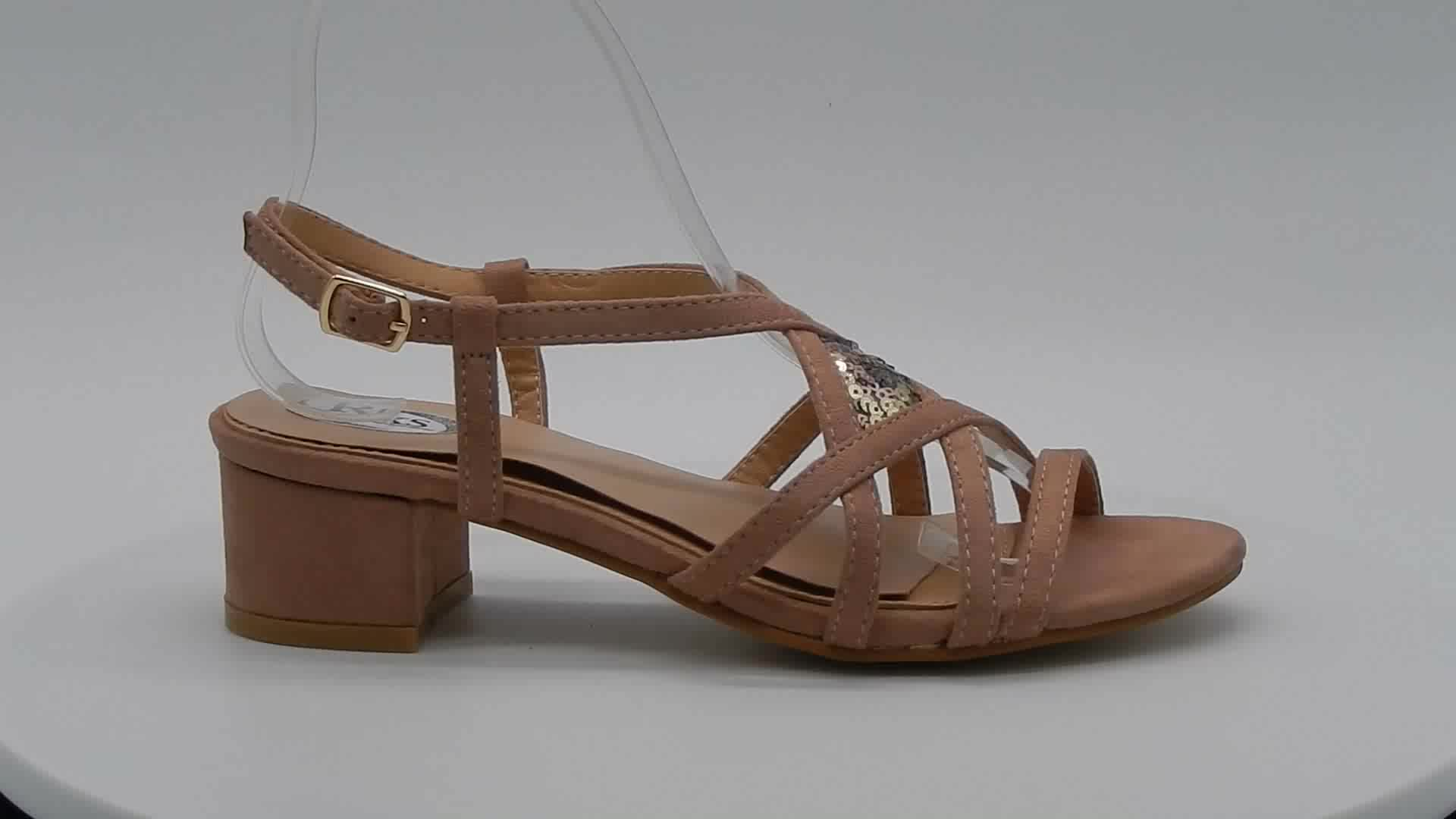 korean slingback sandal shoe lady