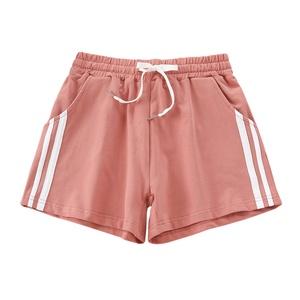 运动夏外穿纯棉阔腿宽松大码短裤