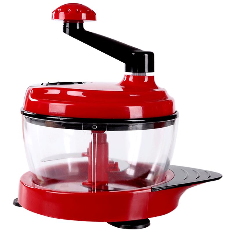 绞肉机家用手动绞菜手摇小型搅拌机