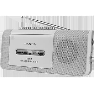 熊猫6502随身听磁带播放机器卡带机