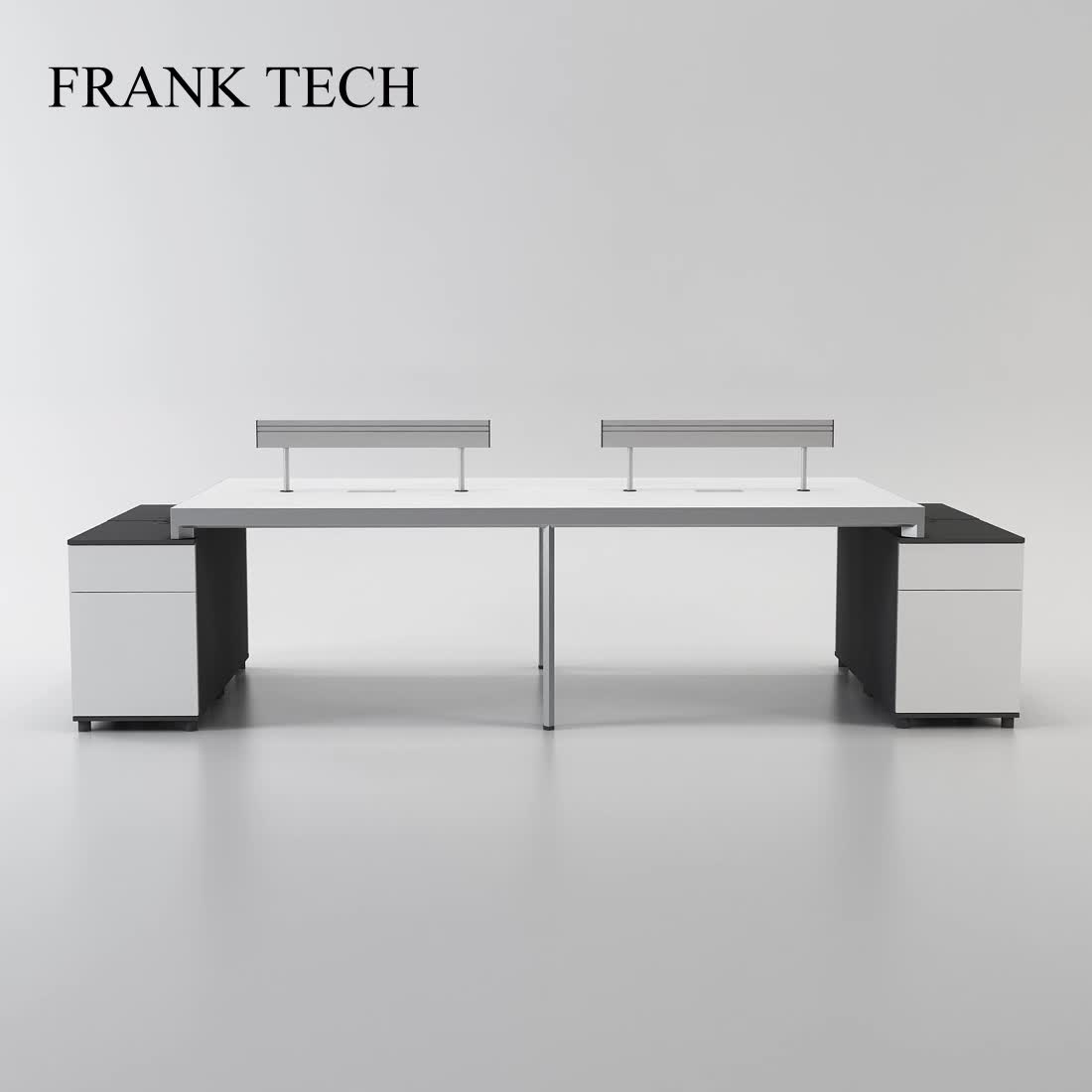 Office Table For 4 Person: Modern Office Table Photos Office Furniture 4 Person
