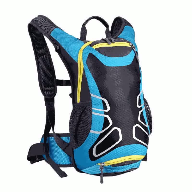 2015 yeni ürün 15L Bisiklet Bisiklet Su Torbası Dağ Bisikleti çantası Spor Koşu Açık Su Geçirmez Yürüyüş Mesane Sırt Çantaları