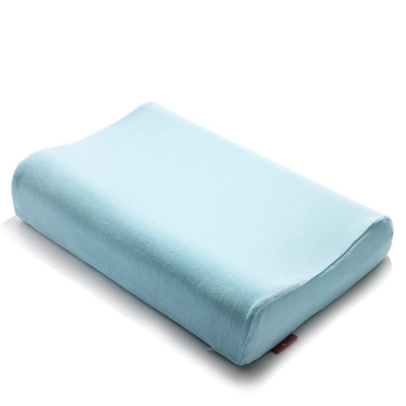 泰国儿童乳胶枕头男3-6-12岁小学生颈椎枕非记忆枕小孩枕头女夏季