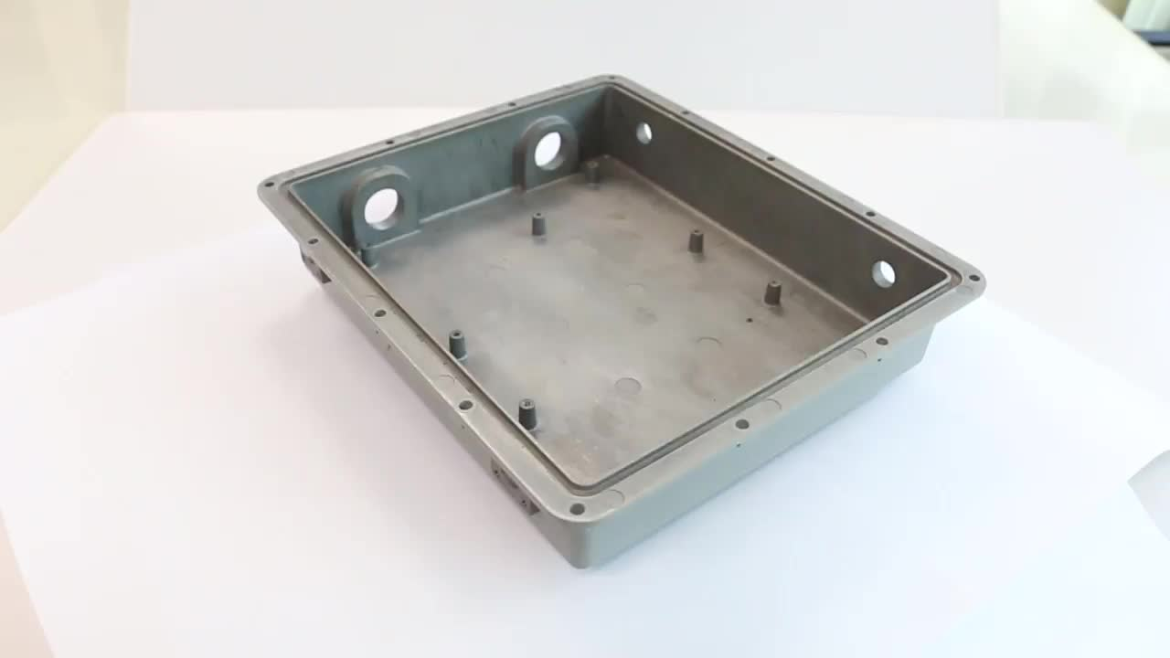 China factory customized die casting housing for auto parts