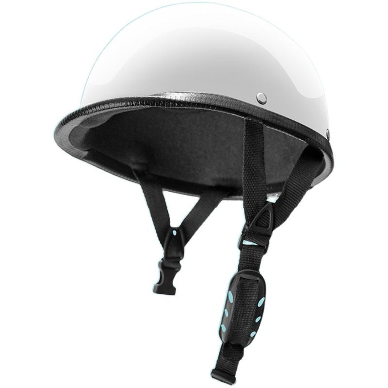 电动电瓶车头盔摩托男女半盔夏季四季机防晒可爱儿童通用灰安全帽