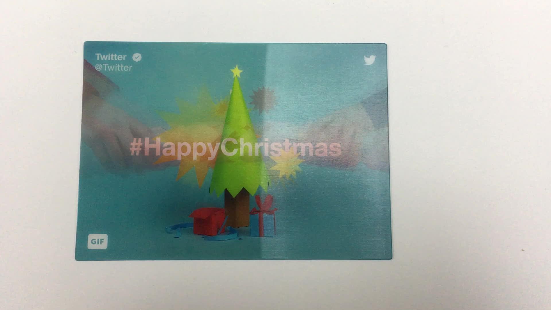 Audit Factory Wholesale Lenticular 3D Postcard Printing