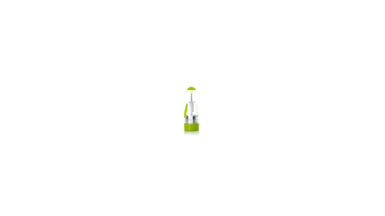 Press chopper for onion garlic nuts herbs vegetable cutter for home use
