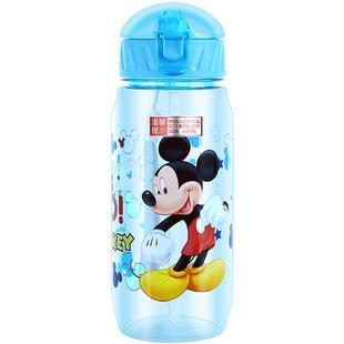 迪士尼儿童水杯幼儿园饮水家用防摔