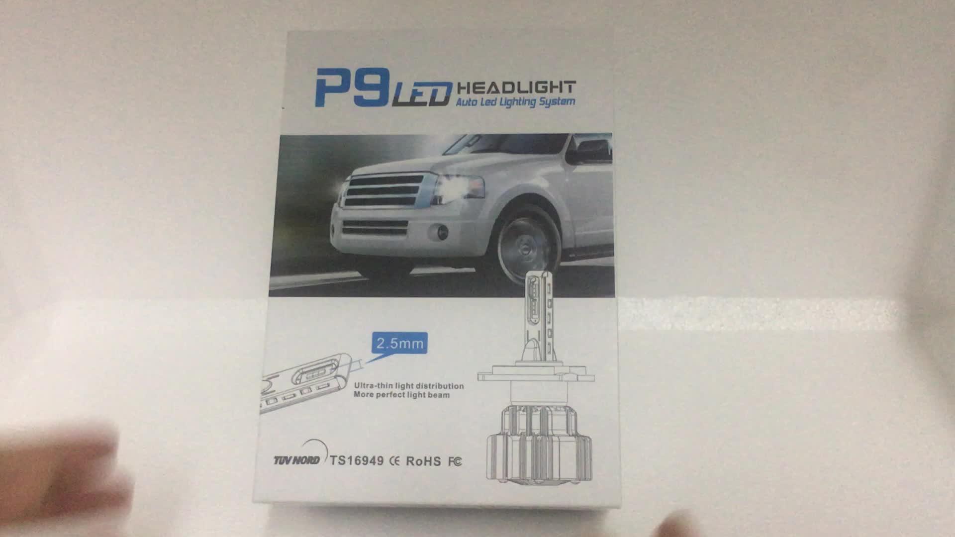 Led Lampen Auto : Hohe lumen h auto led lampe scheinwerfer h h h h h h hb