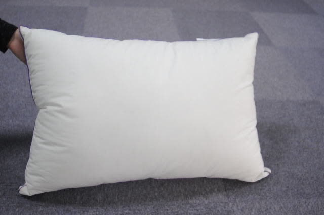 Color Double Piping High Quality Fluffy Pillow In Pillow