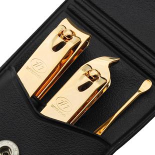 韩国777指甲刀套装家用德国指甲剪