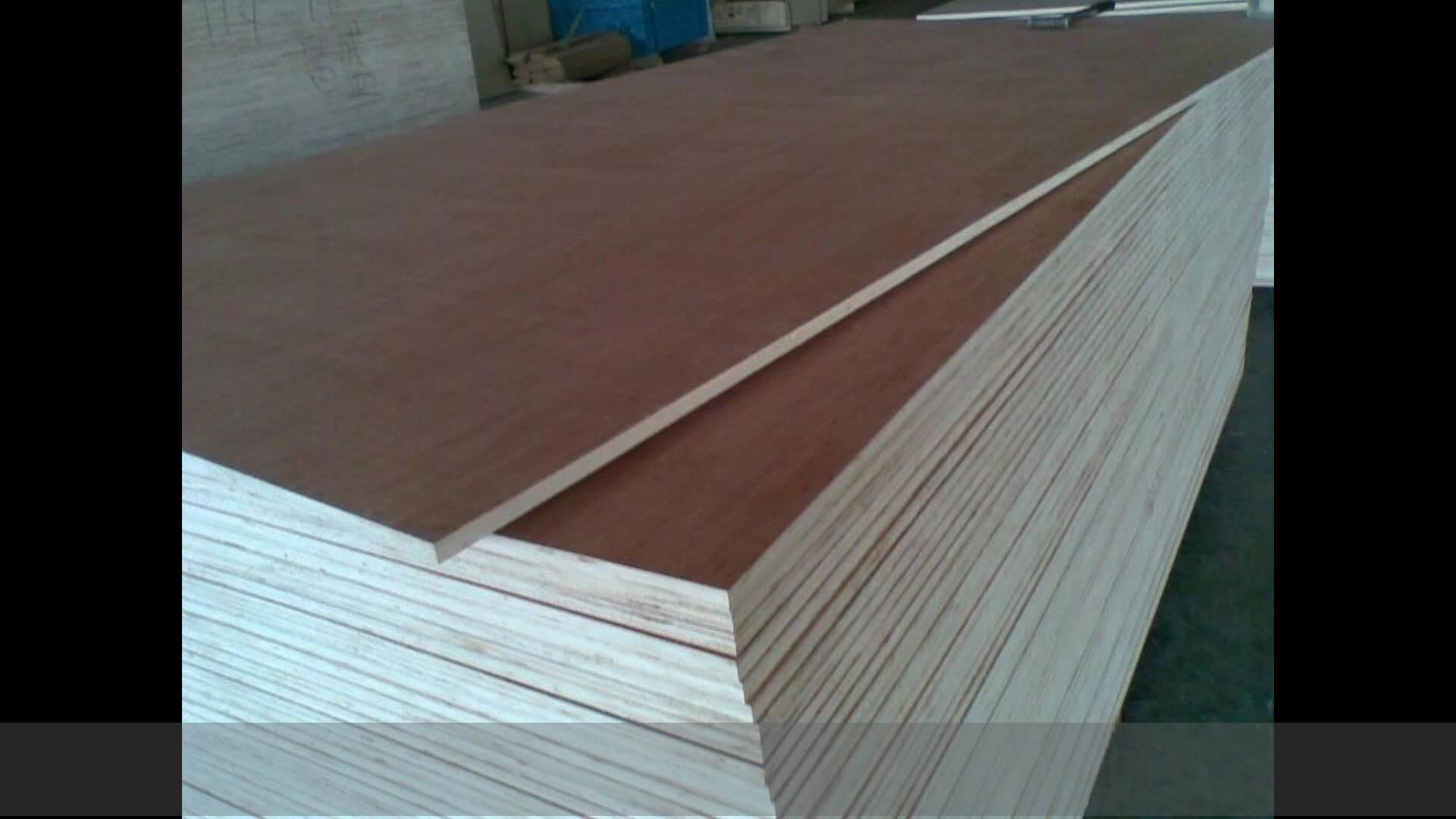 Bintangor plywood-the material of wooden pallets