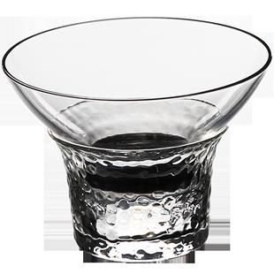 愛洛琳 茶道零配創意耐高温手工玻璃茶漏大口徑茶濾漏斗濾網茶隔