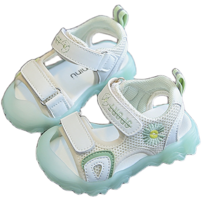 宝宝包头软底0一1岁男女学步鞋质量怎么样