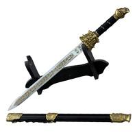龙泉凯轩不锈钢防身小短剑镇宅宝剑好不好