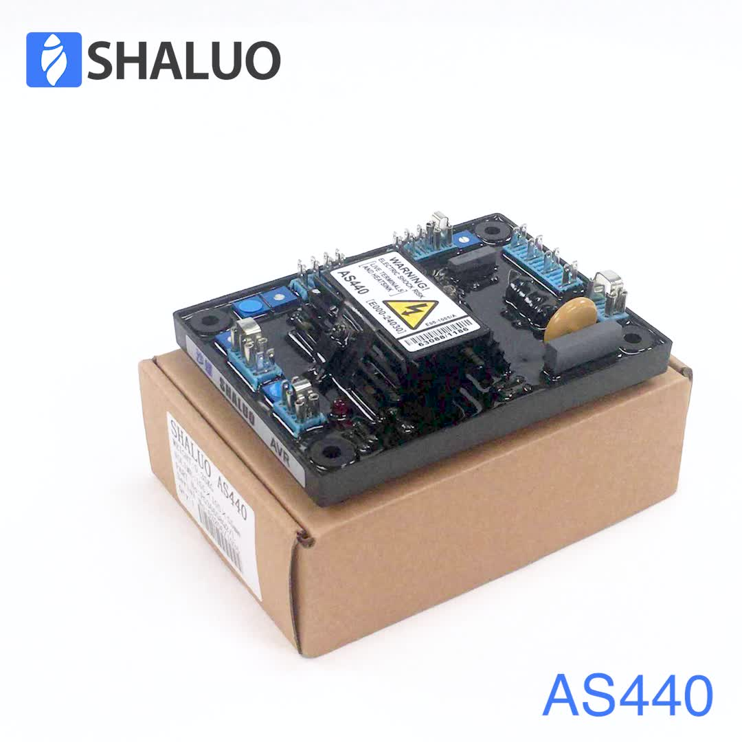 Ac Brushless Alternator Spare Parts Generator Automatic Voltage Wiring Diagram Regulator Circuit Avr As440