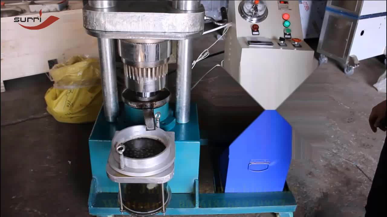Small virgin coconut avocado oil extraction machine