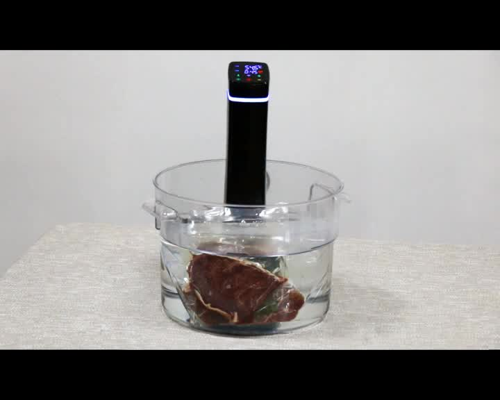 precision cooker wifi control machine sous vide immersion circulator for steak - Immersion Circulator