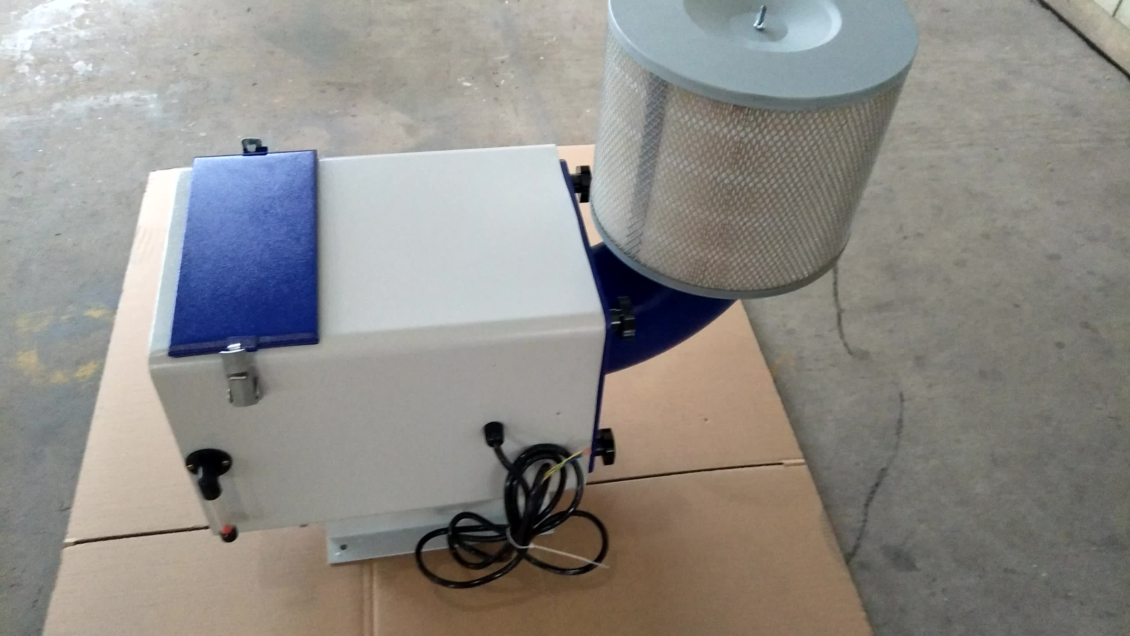 china oil mist collector filter for air cleaning