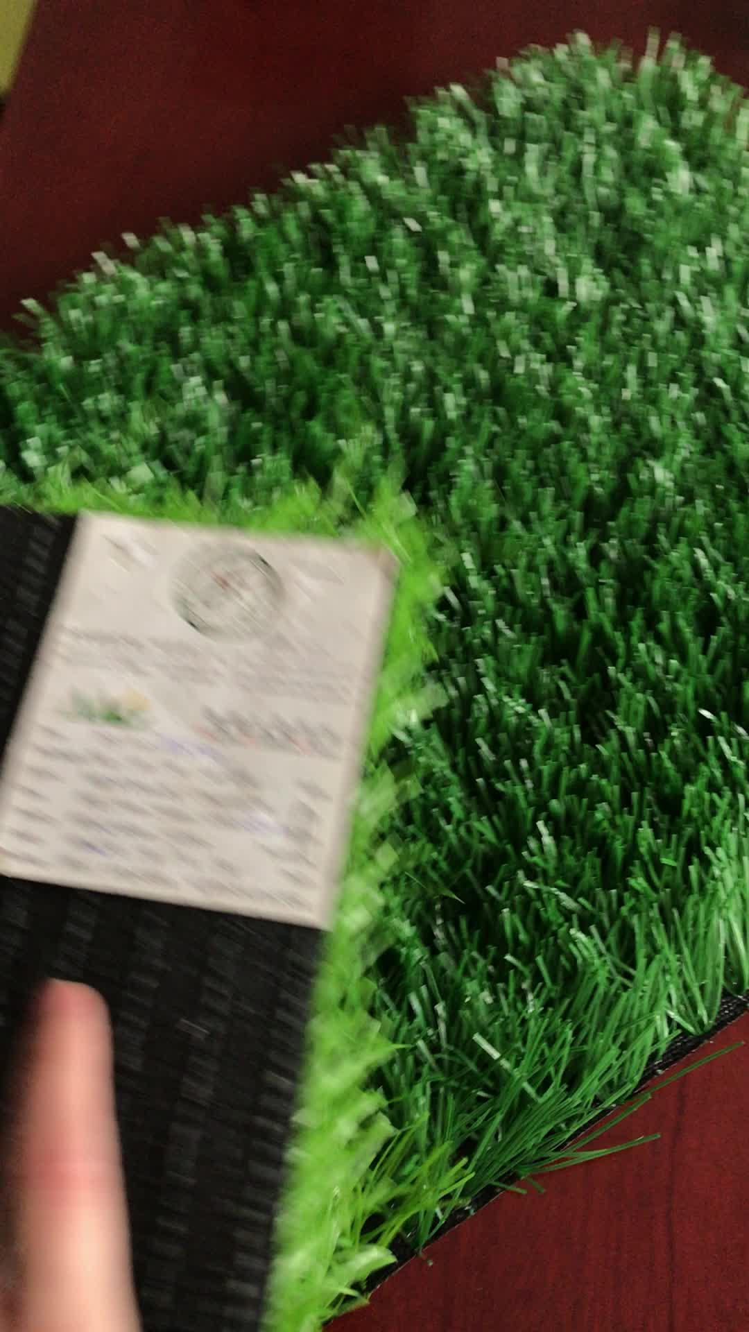 cheapest Chinese supplier PE artificial turf grass