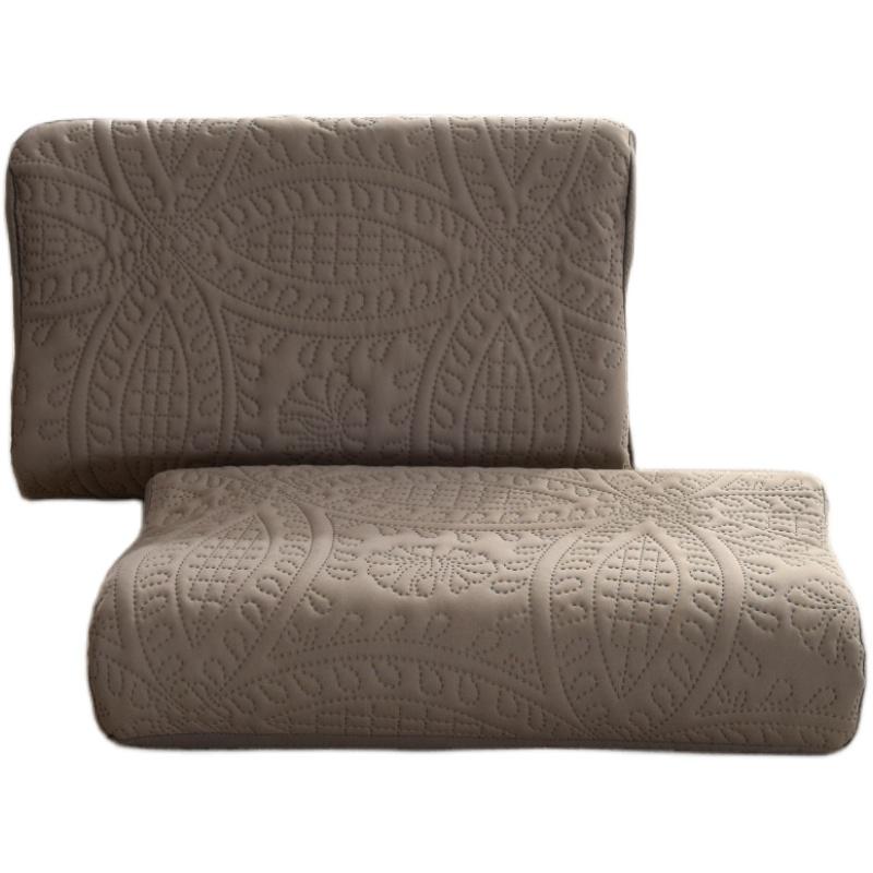 单人儿童乳胶枕巾防水泰国枕头套评价如何