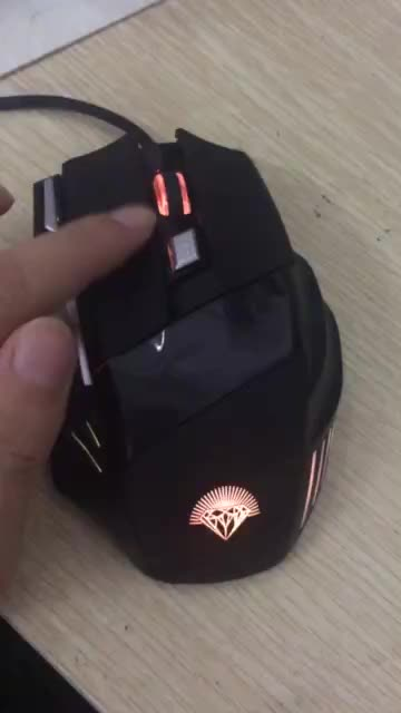 2019 Top Brand X7 3200 DPI 7 Button LED Optical Gaming Mouse
