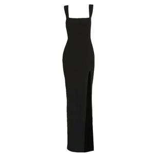 2021年夏季新款欧美女装长款连衣裙